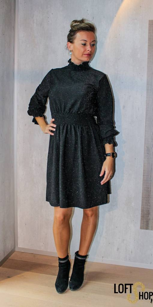 Lisa Fashion Dress Lily Black TU
