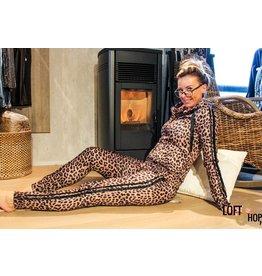 Tina's Training Leopard