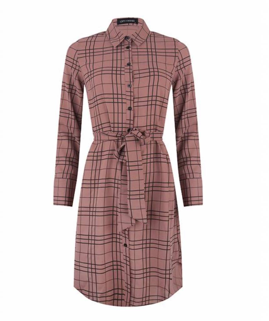 Lofty Manner Dress Adaline