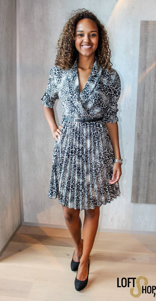 Blu Royal Dress Maaike TU