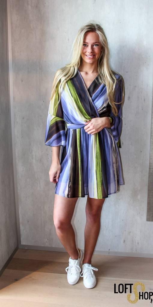Blu Royal Dress Amelie Lila TU
