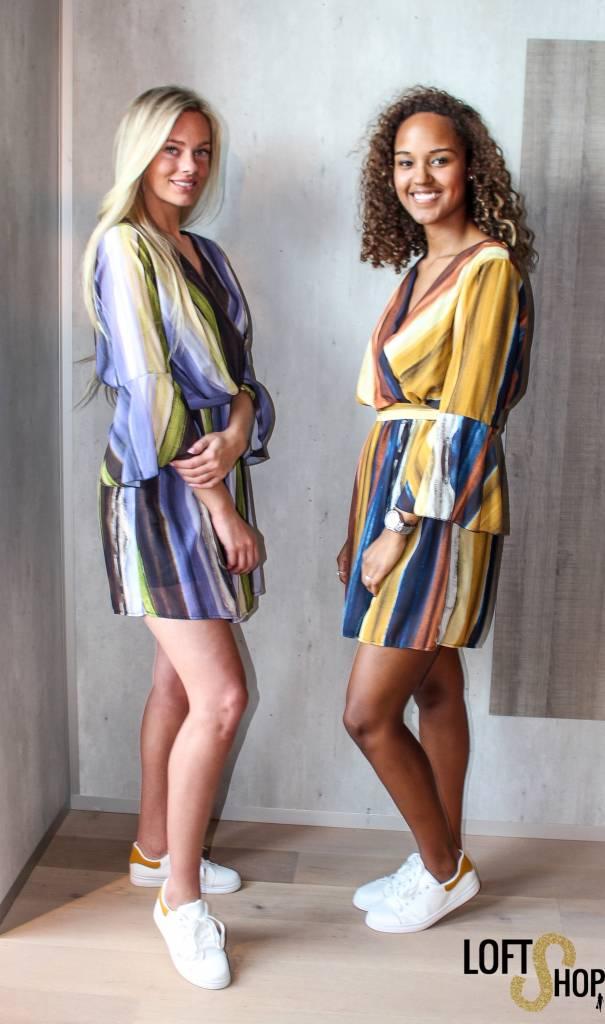 Blu Royal Dress Amelie Oker TU