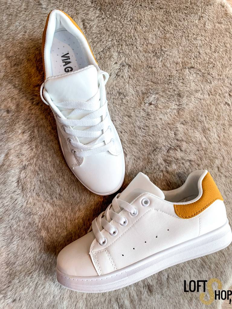 Shoes Show Sneaker Isa Yellow