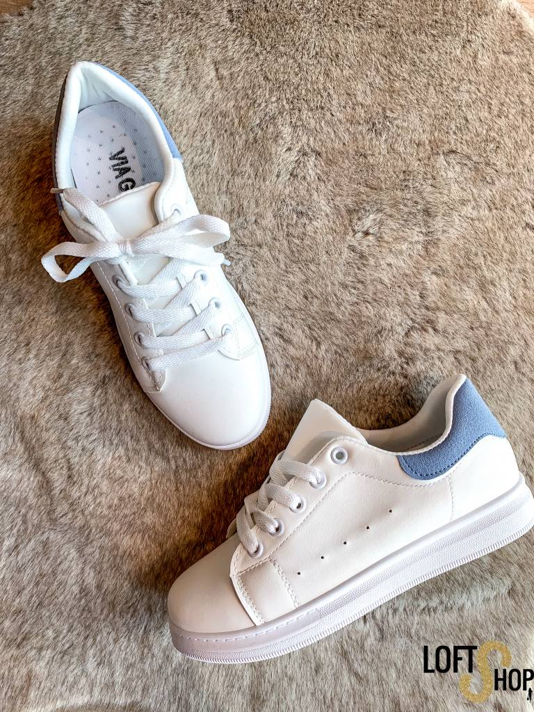 Shoes Show Sneaker Isa Blue