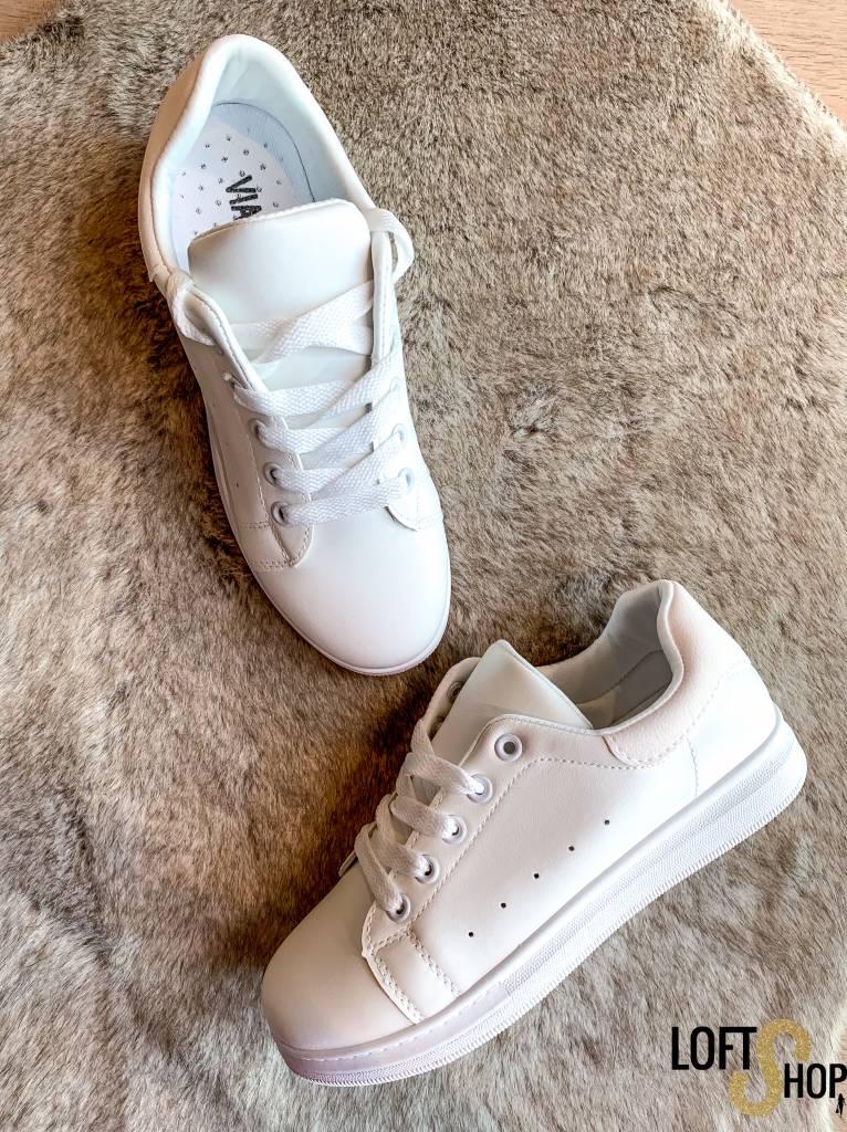 Shoes Show Sneaker Isa Bianco
