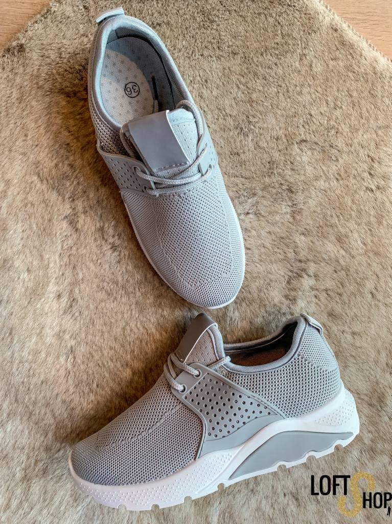 Shoes Show Sneaker Kelly Grey