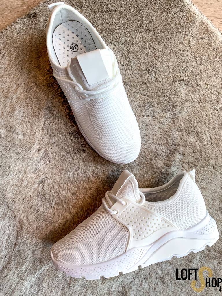 Shoes Show Sneaker Kelly White