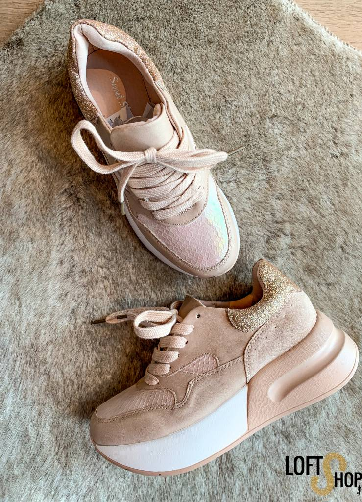 Shoes Show Sneaker Donna Pink