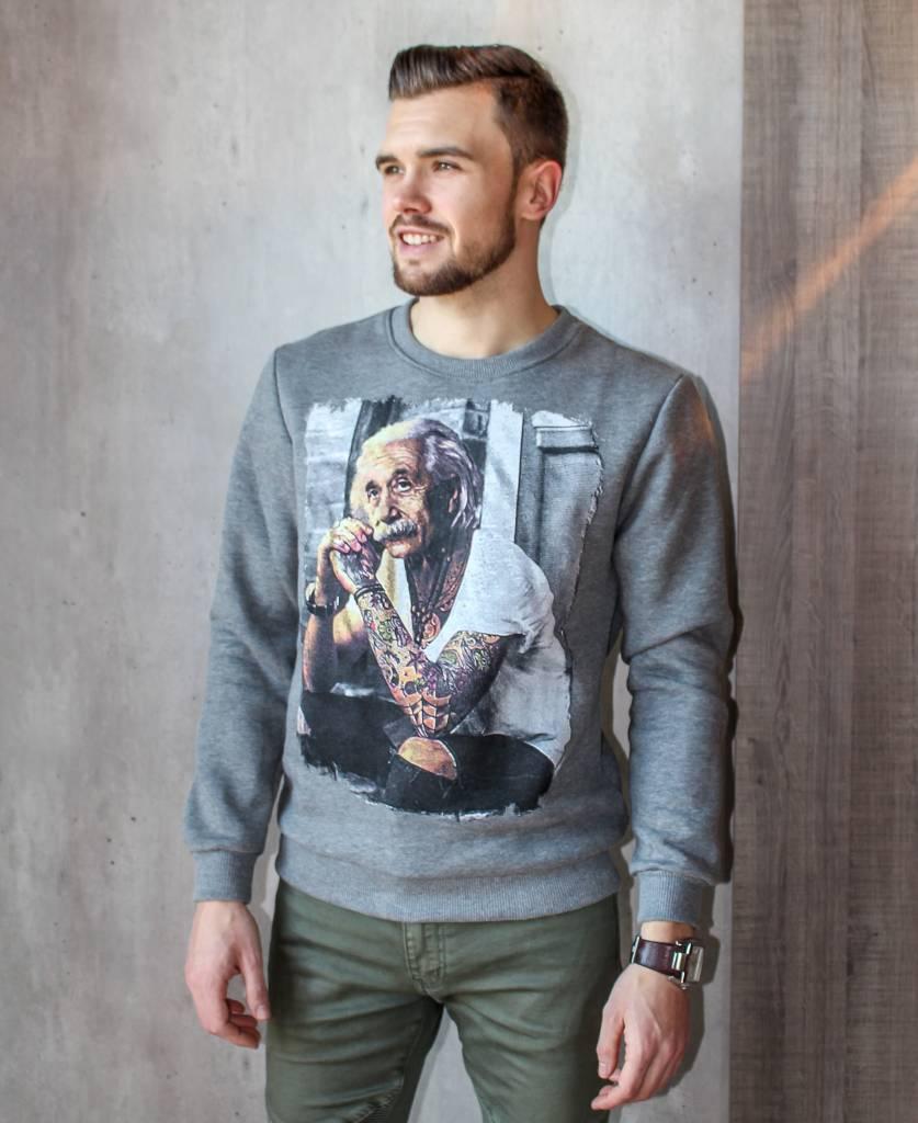 Yoki srl Sweater Grey