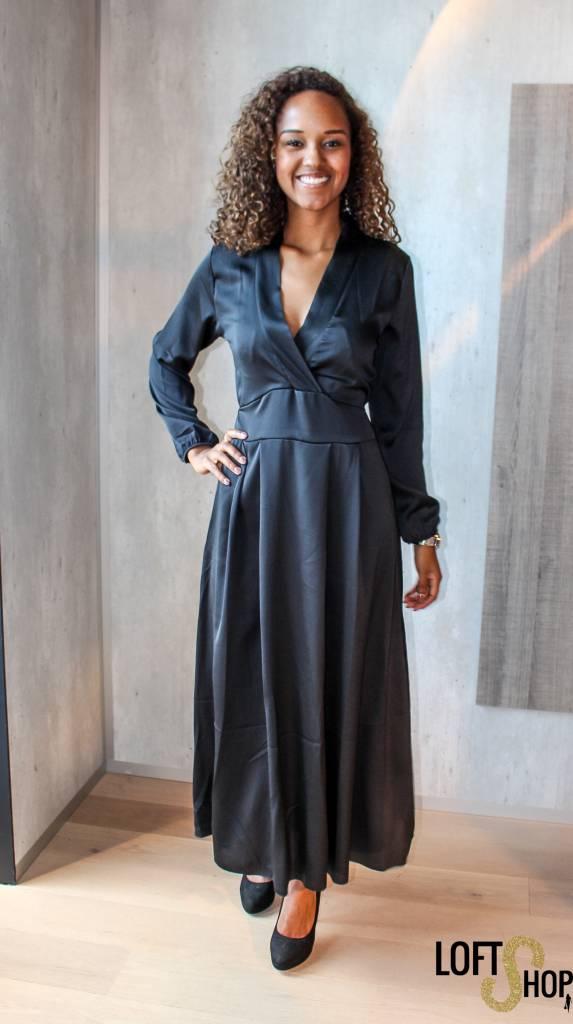 Emi-Jo Dress Amelia Black