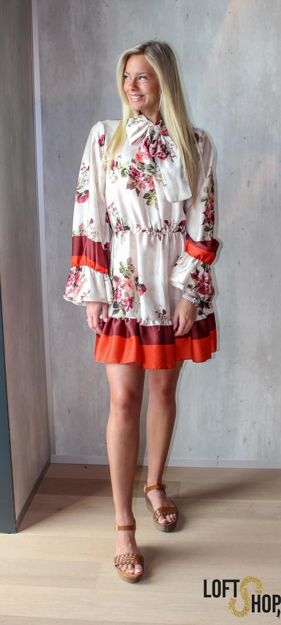 Blu Royal Dress Bab Pink TU