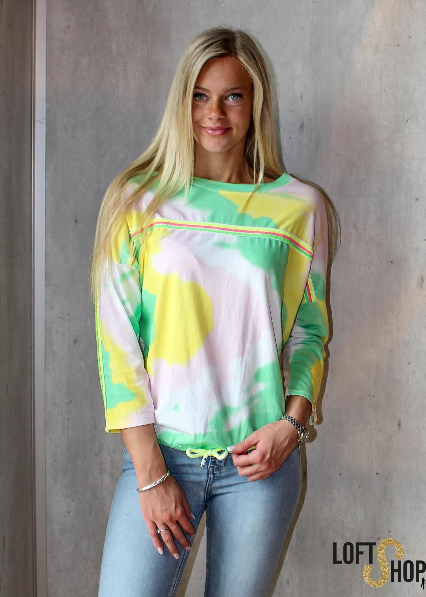 Blu Royal T-shirt Maria TU
