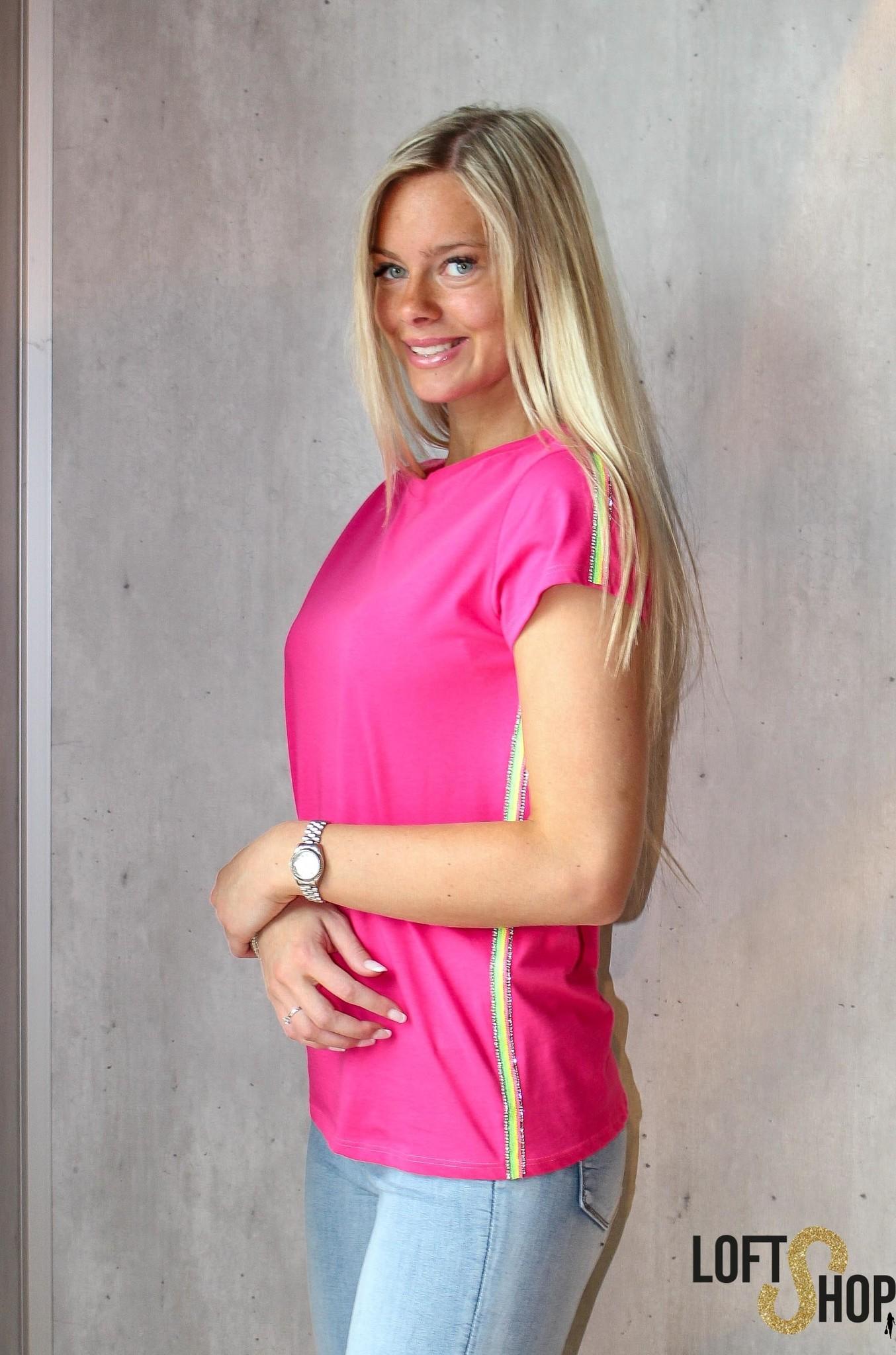 Blu Royal T-shirt Sisi Pink TU