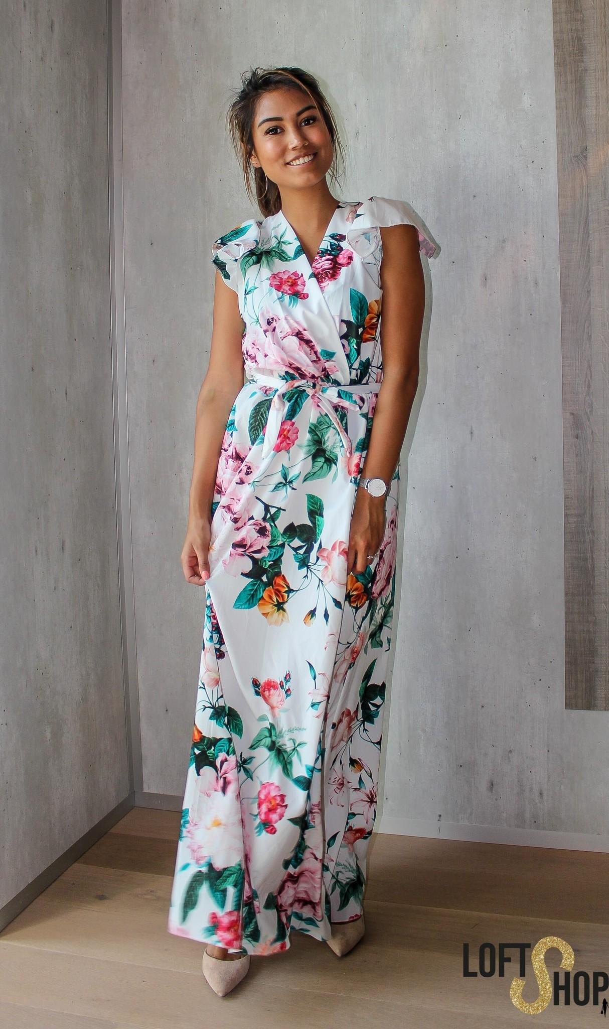 Lisa Fashion Dress Candy White TU