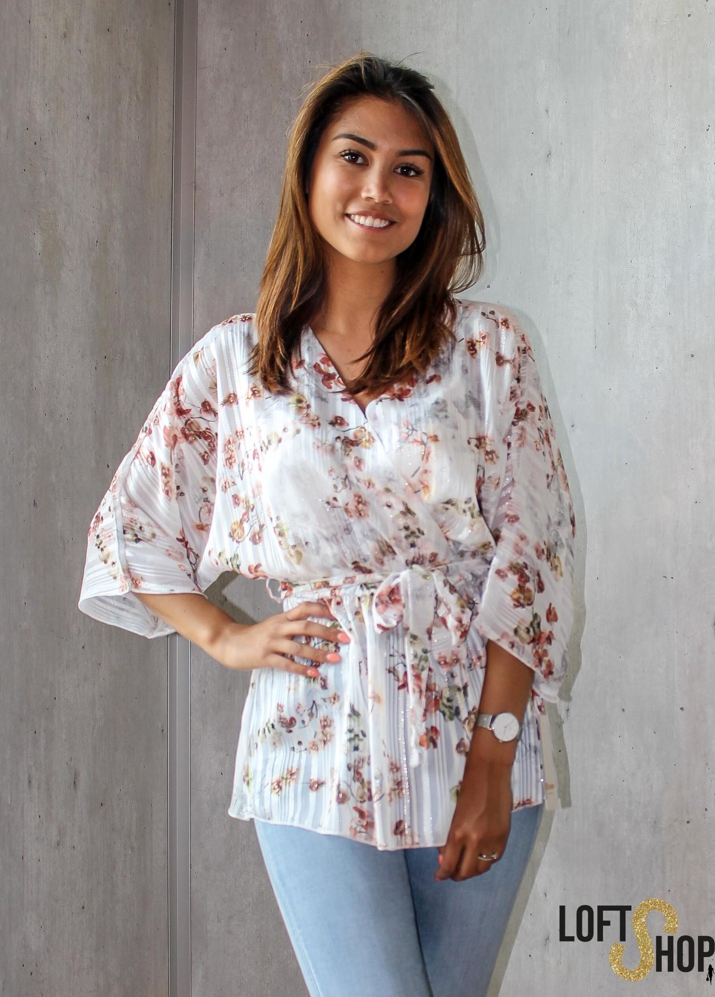 Lisa Fashion Blouse Julia Beige TU