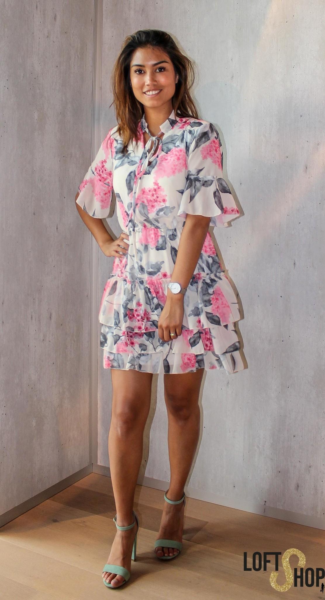 Lisa Fashion Dress Emmy Beige TU
