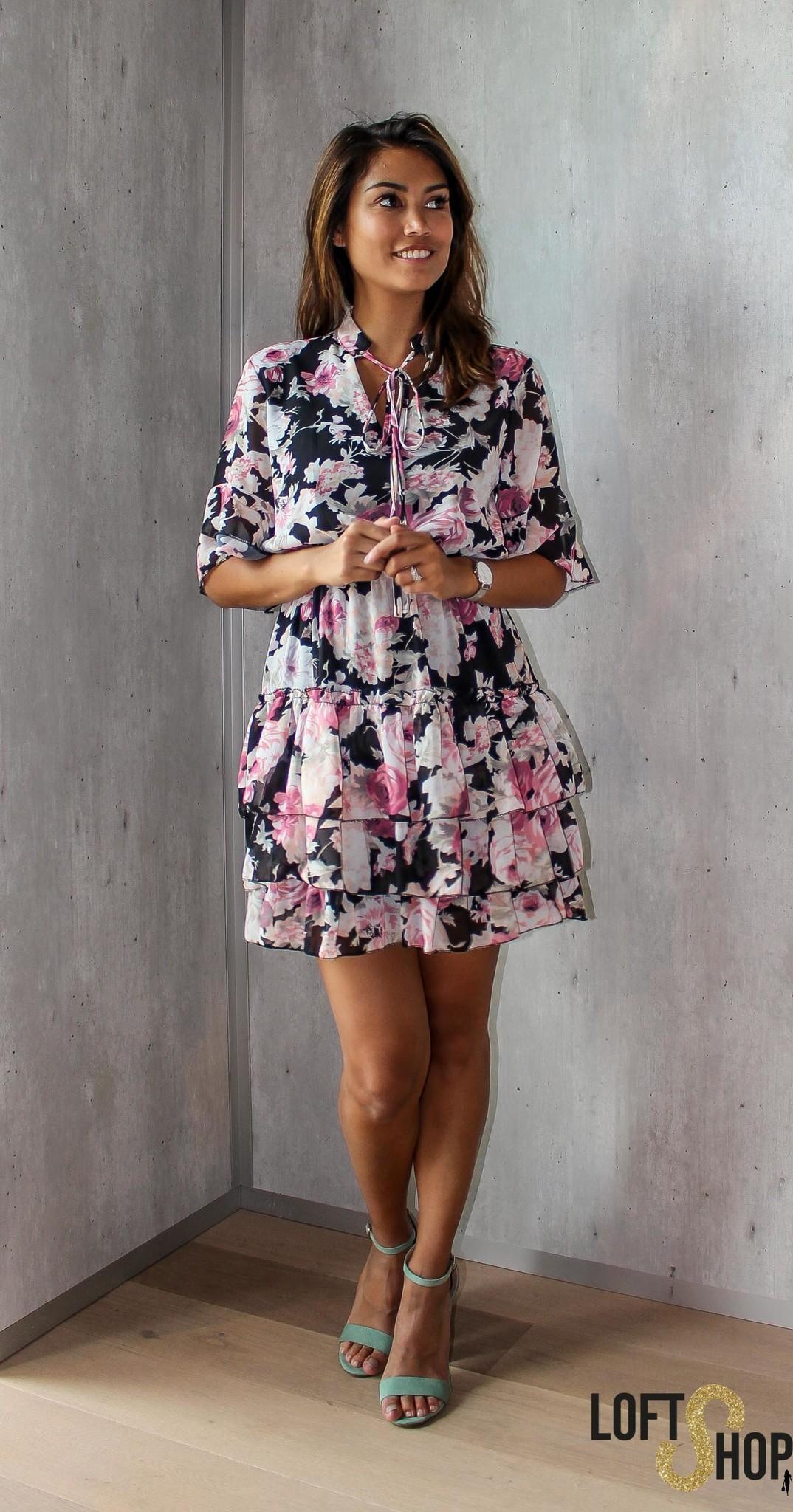 Lisa Fashion Dress Emmy Black TU