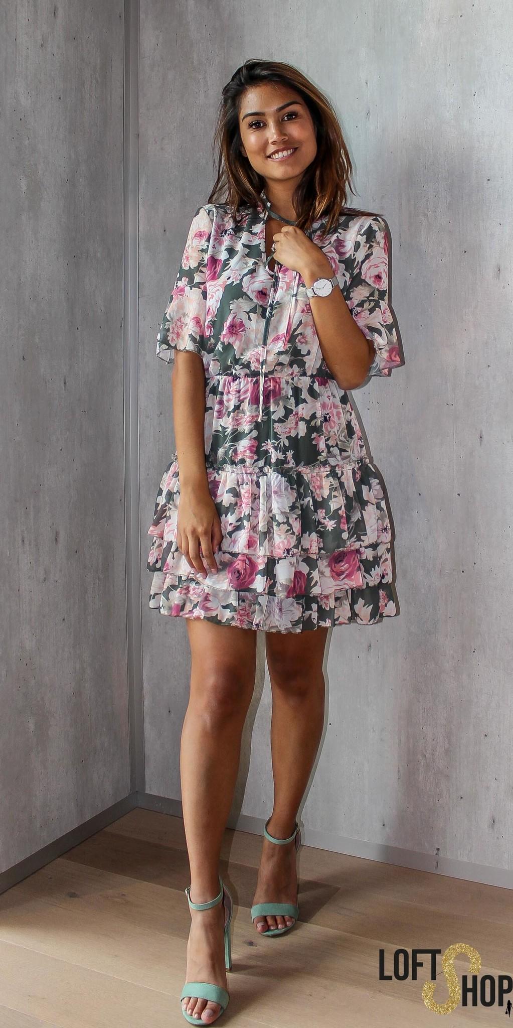 Lisa Fashion Dress Emmy Kaki TU