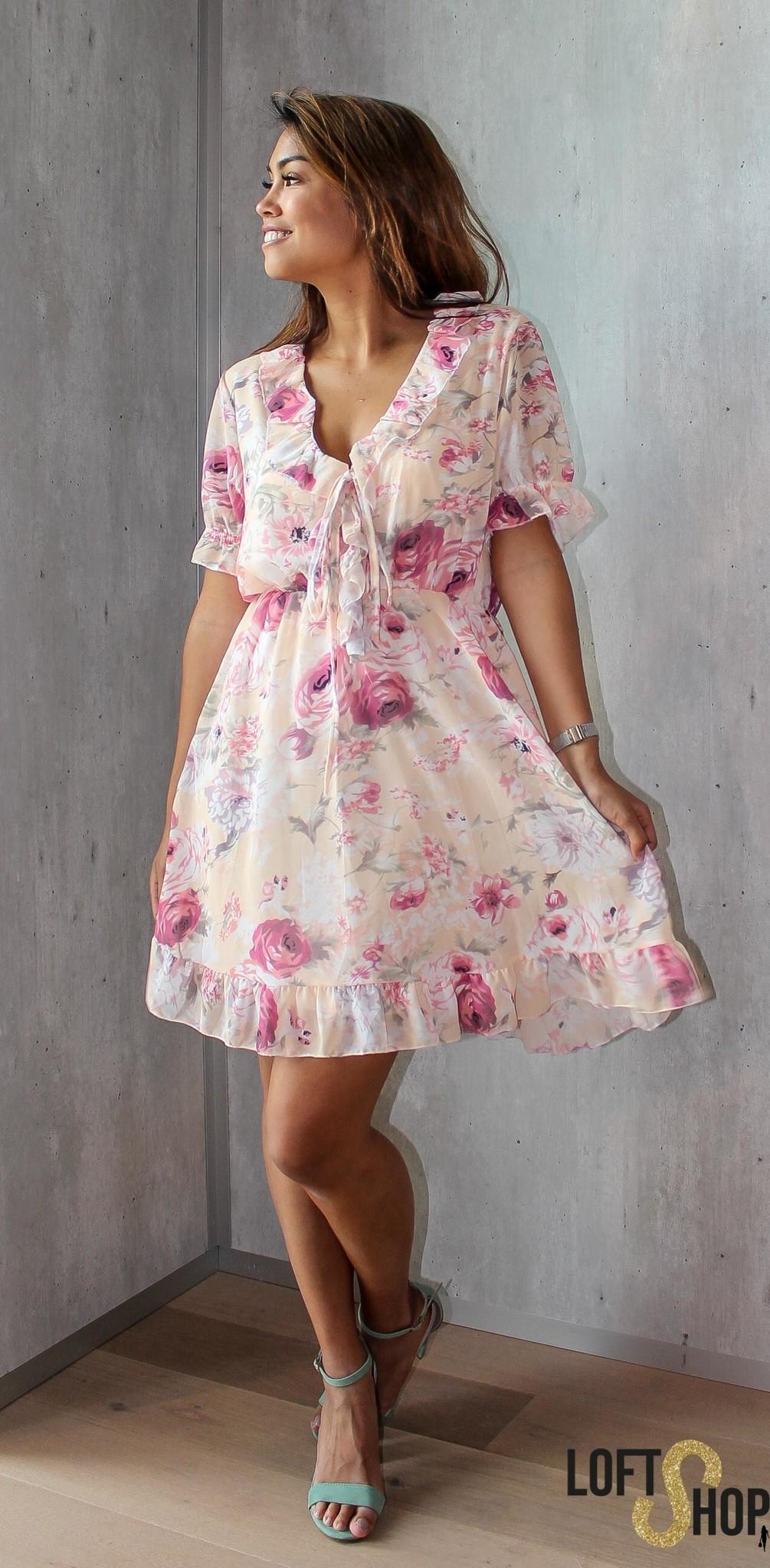 Lisa Fashion Dress Farah Yellow TU