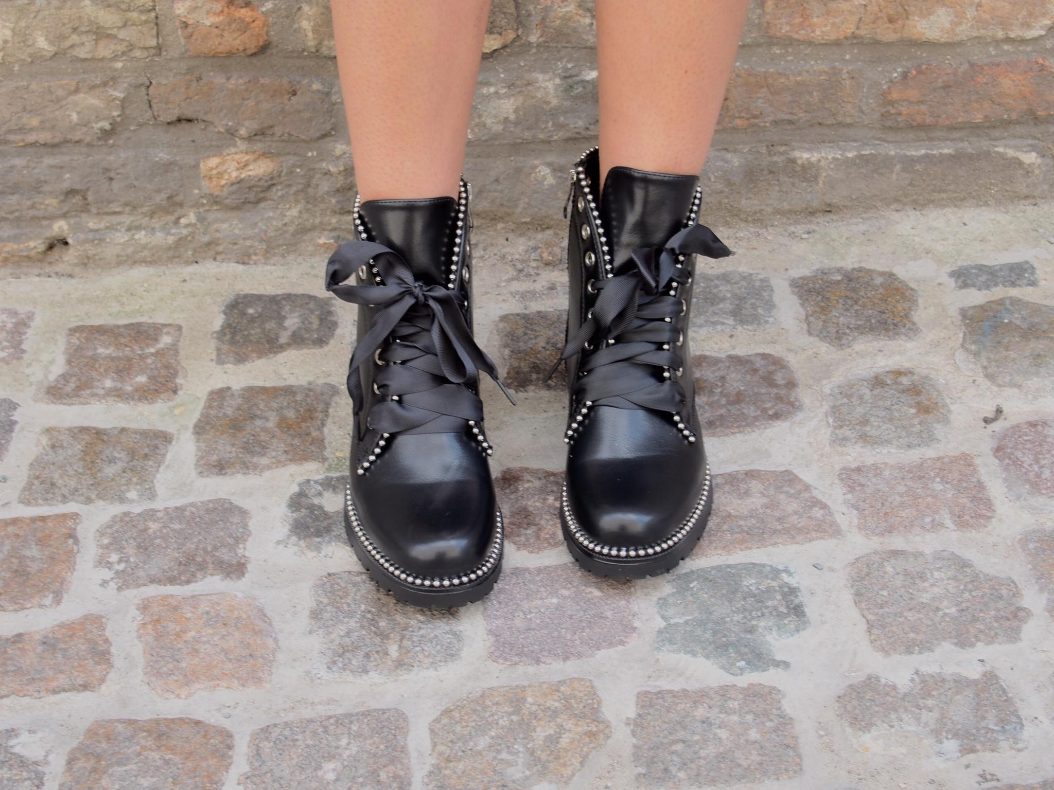 Biker boots Maris