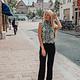 Lofty Manner Trousers Lorita Black