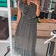 Blu Royal Dress Selah Long TU