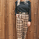Blu Royal Trousers Bianca