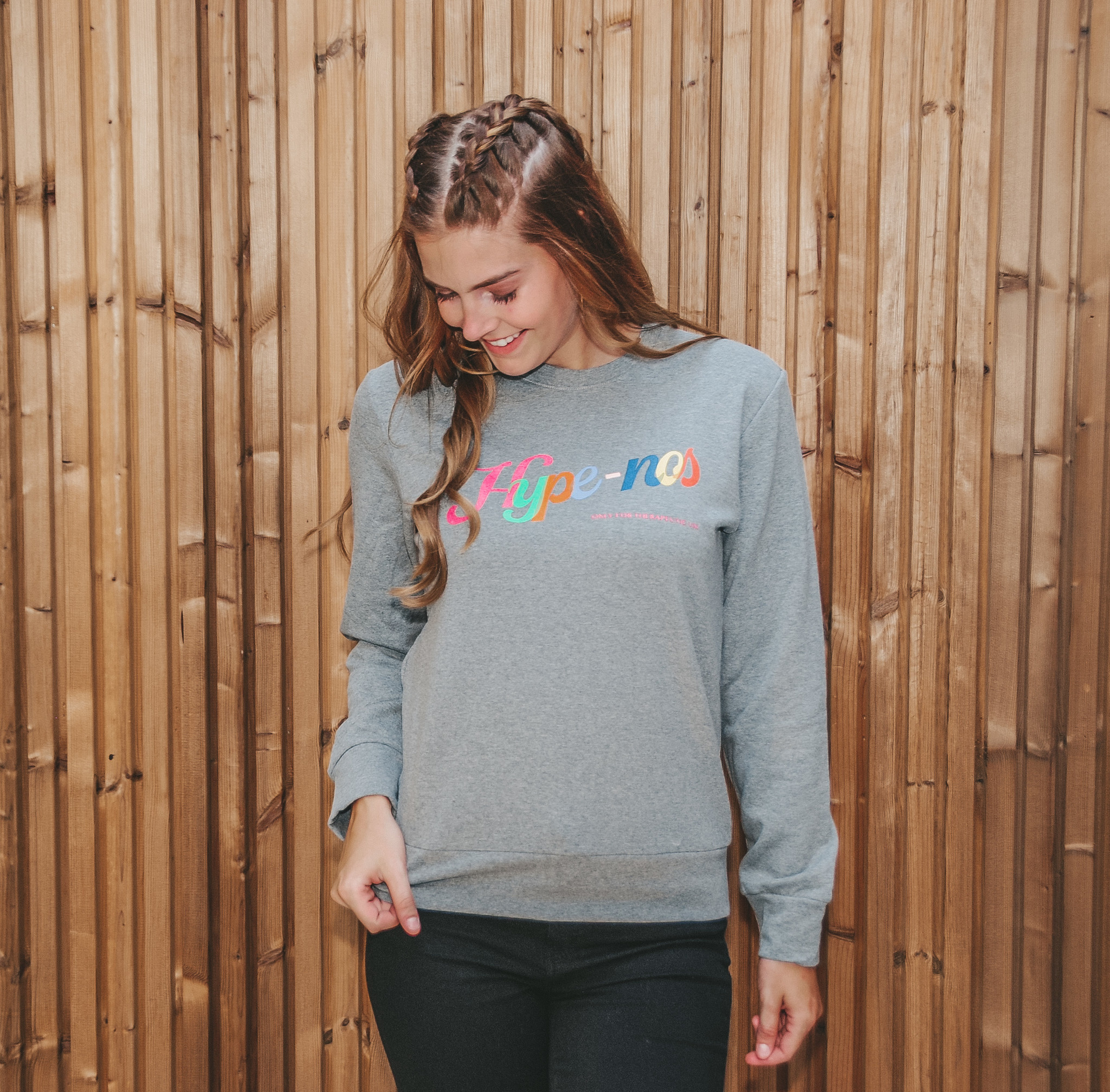Hypenos Sweater Lila