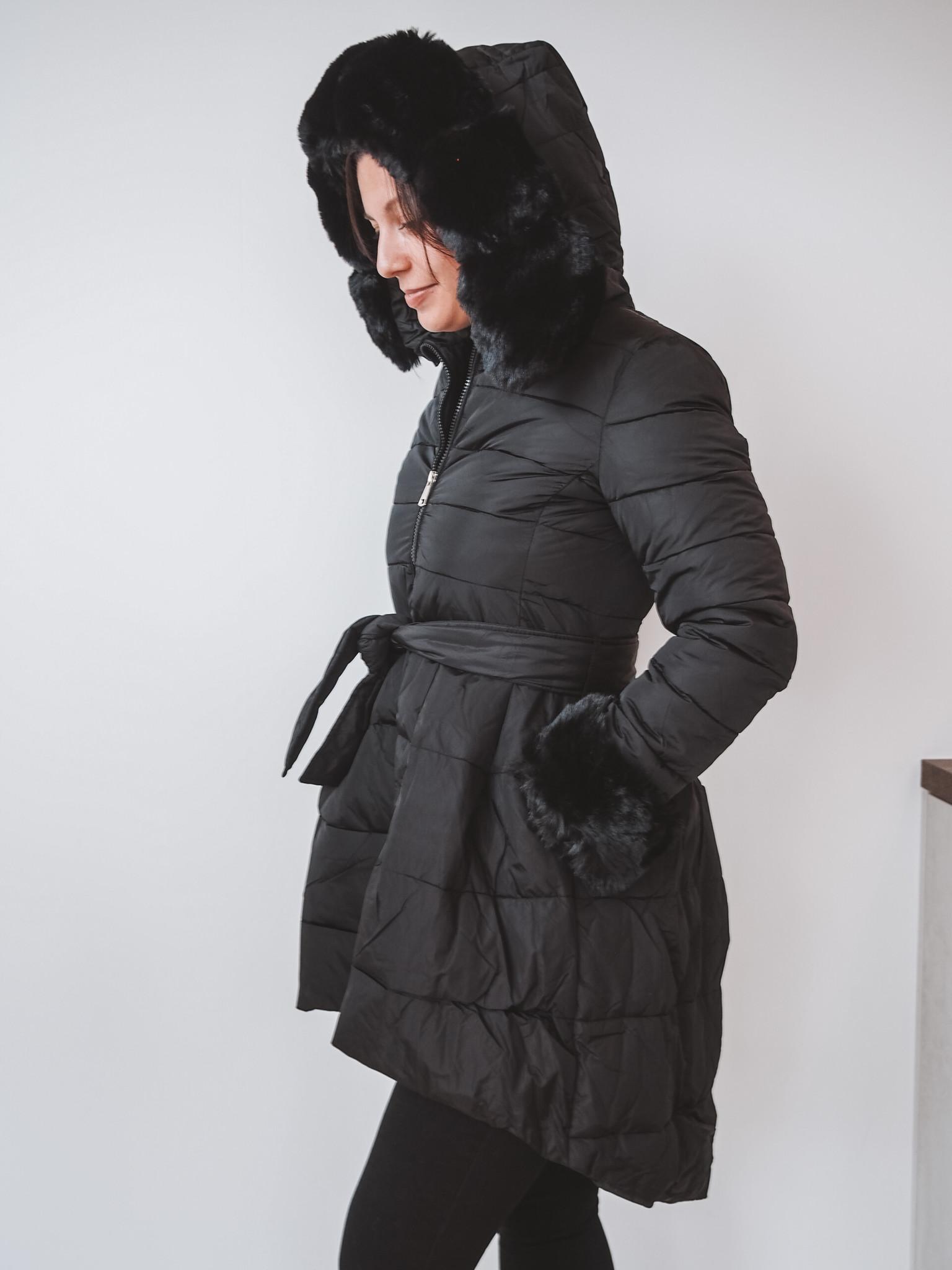 TRENDY.ing Coat Julia Black