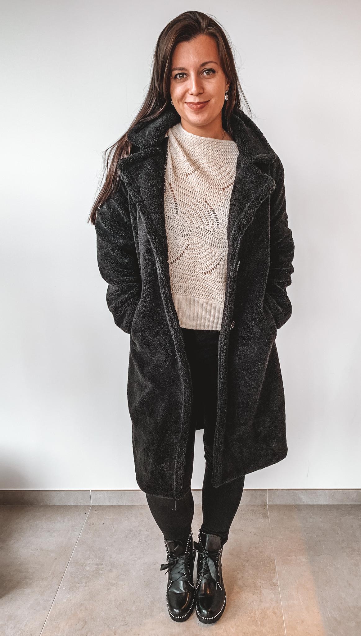 TRENDY.ing Coat Anna Black