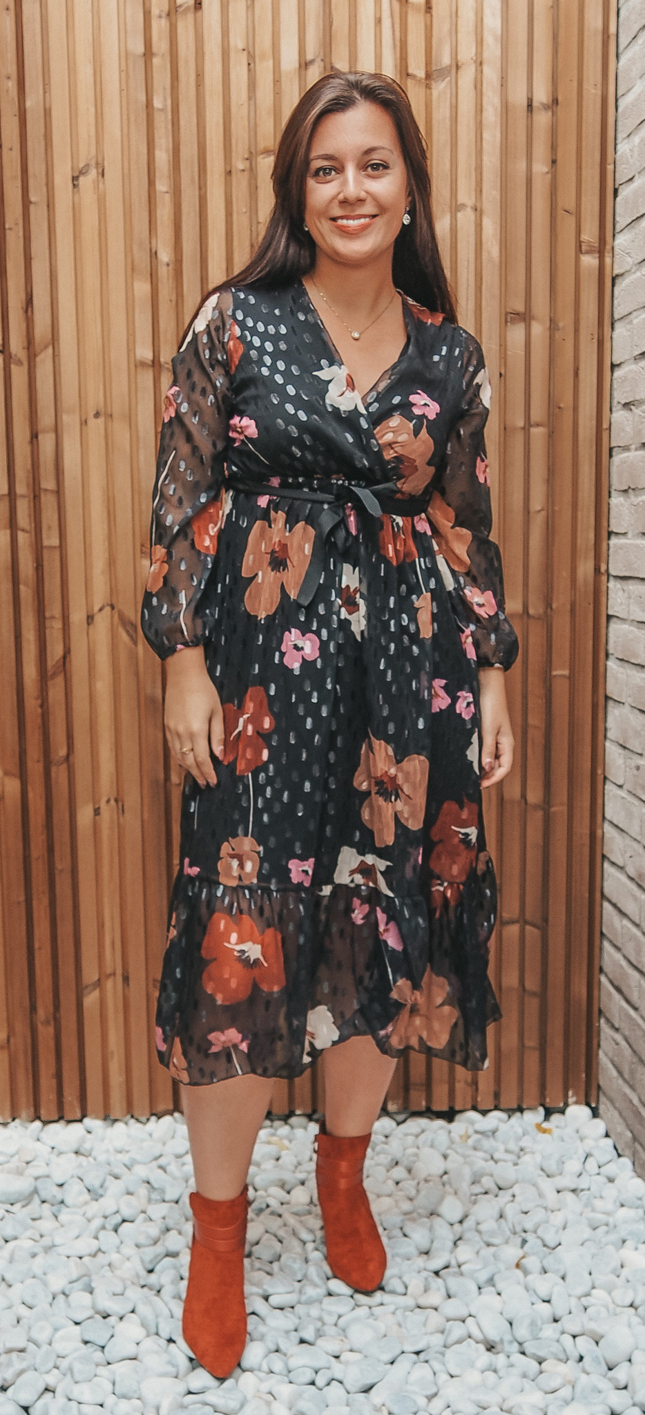 J&D Dress Celine Black TU