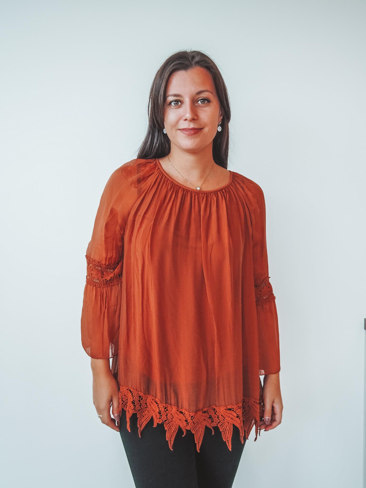 New Beauty Blouse Heidi Roest TU