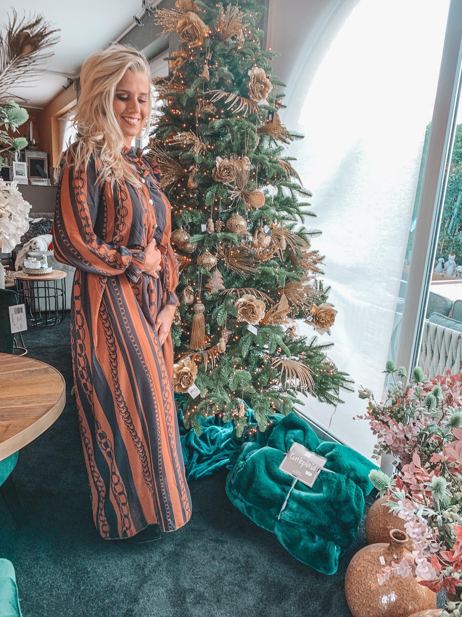 Dress Billie Coffee TU