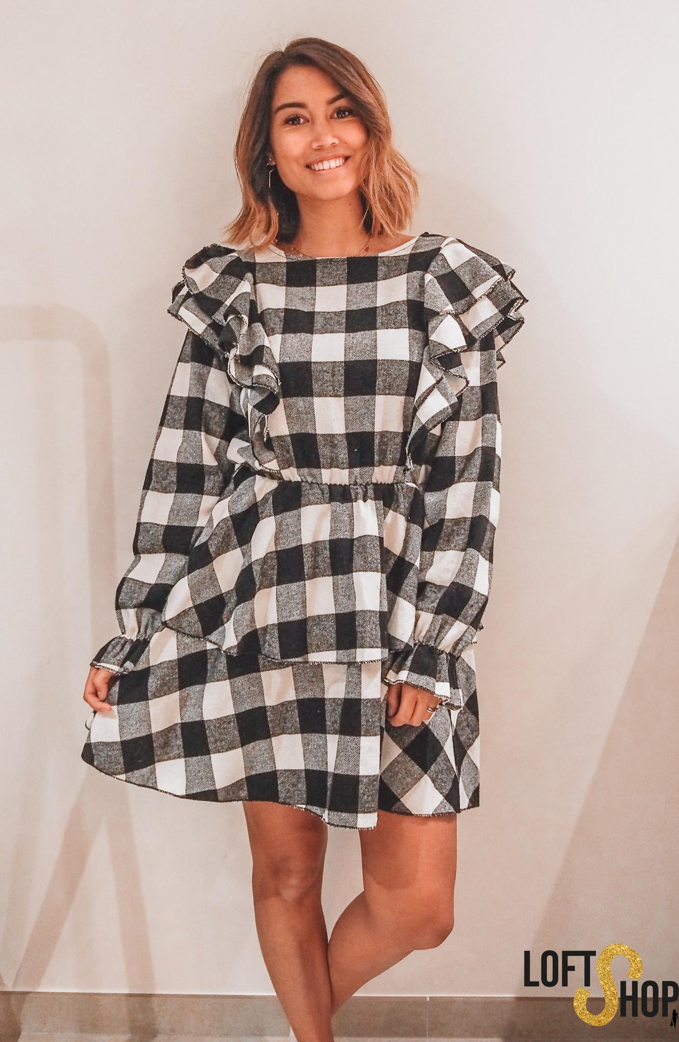 Dress Jill Zwart
