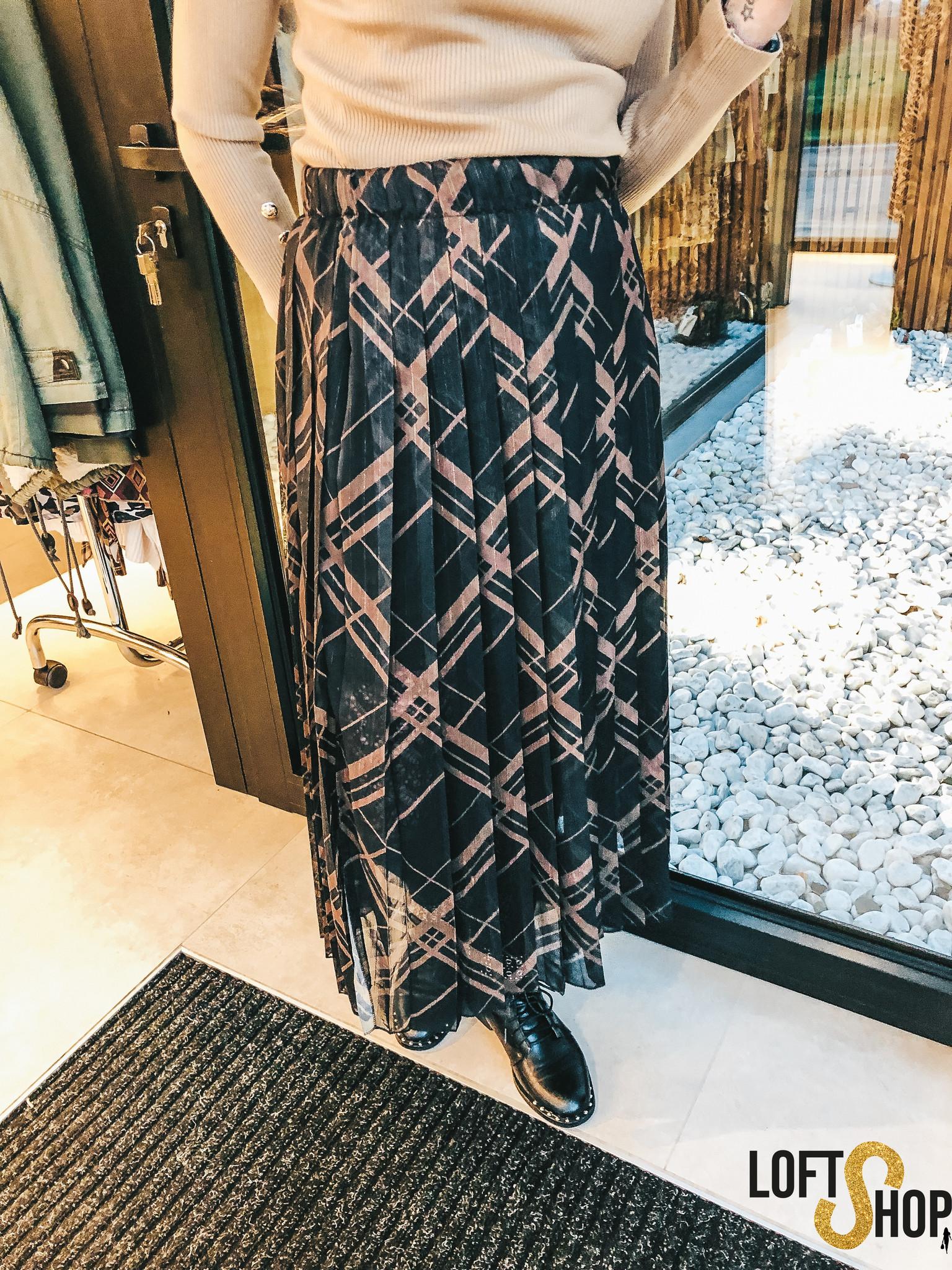 Skirt Mira Black TU