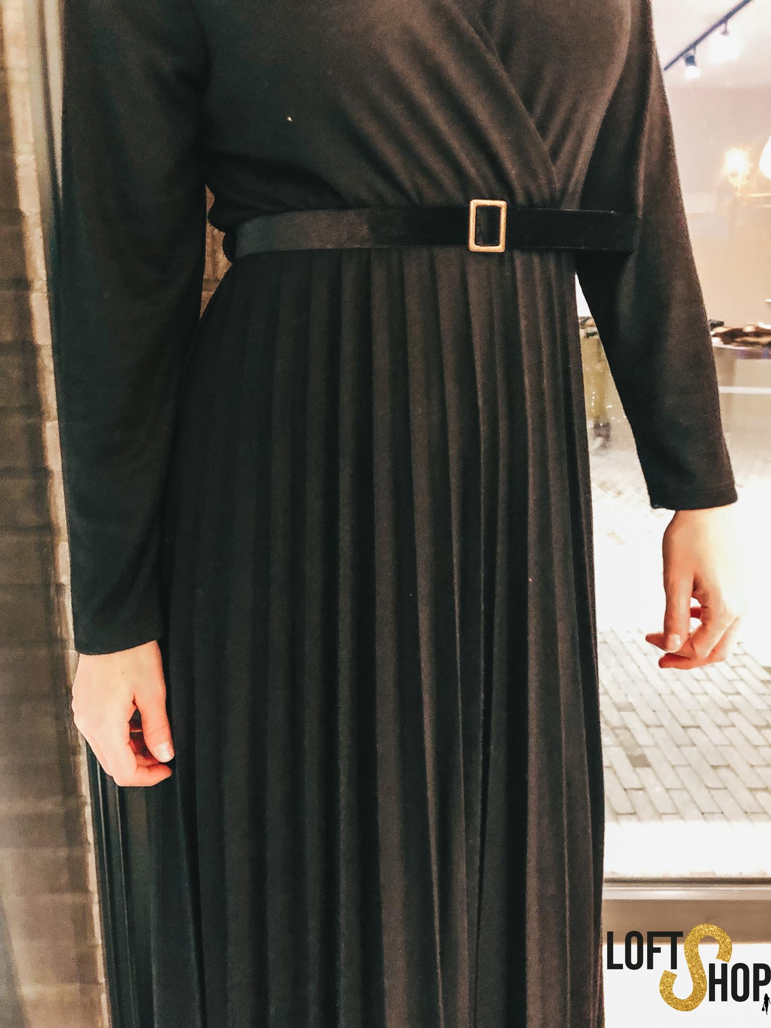 Dress Celeste Black TU