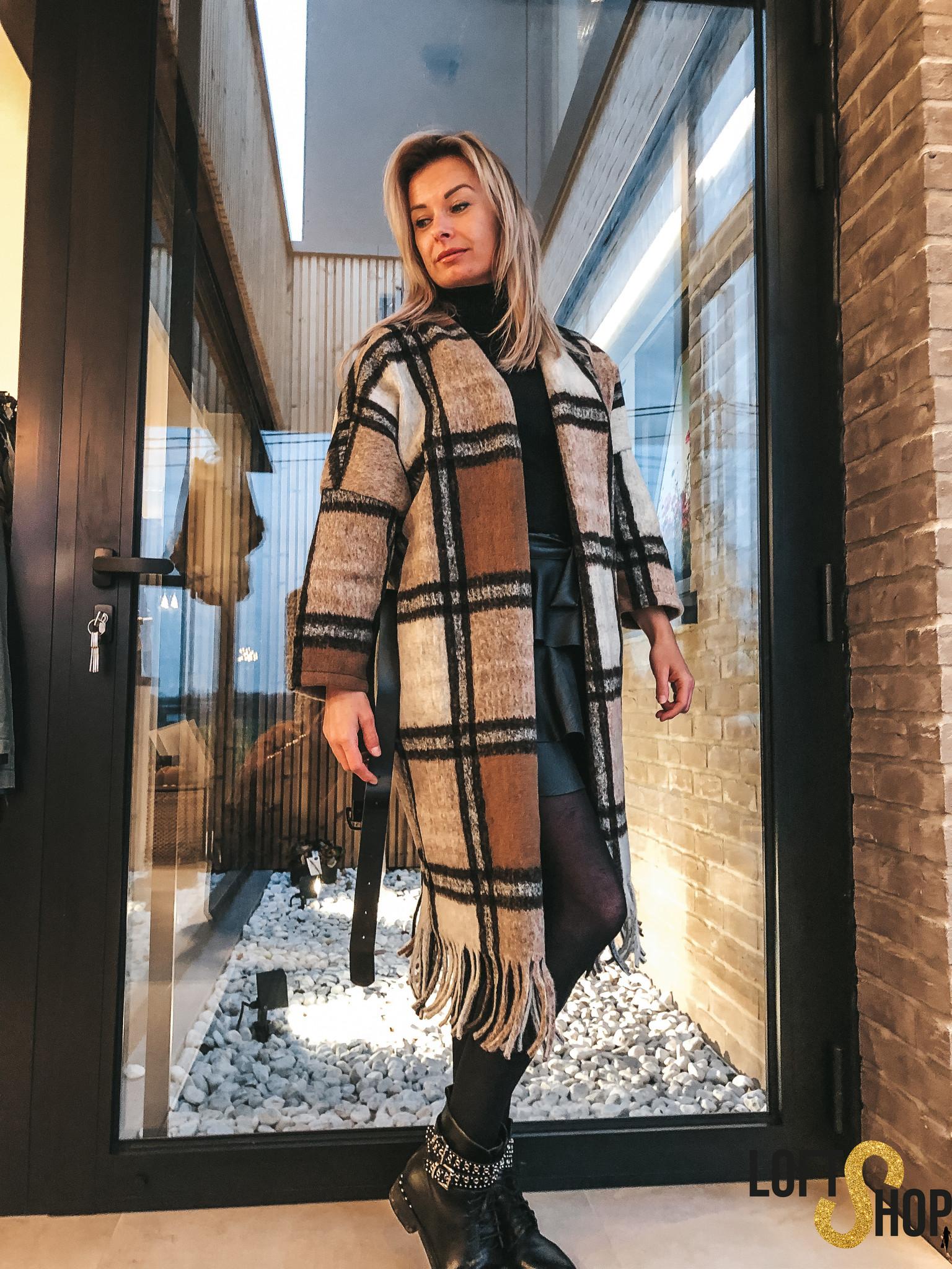 Coat Lily Brown TU