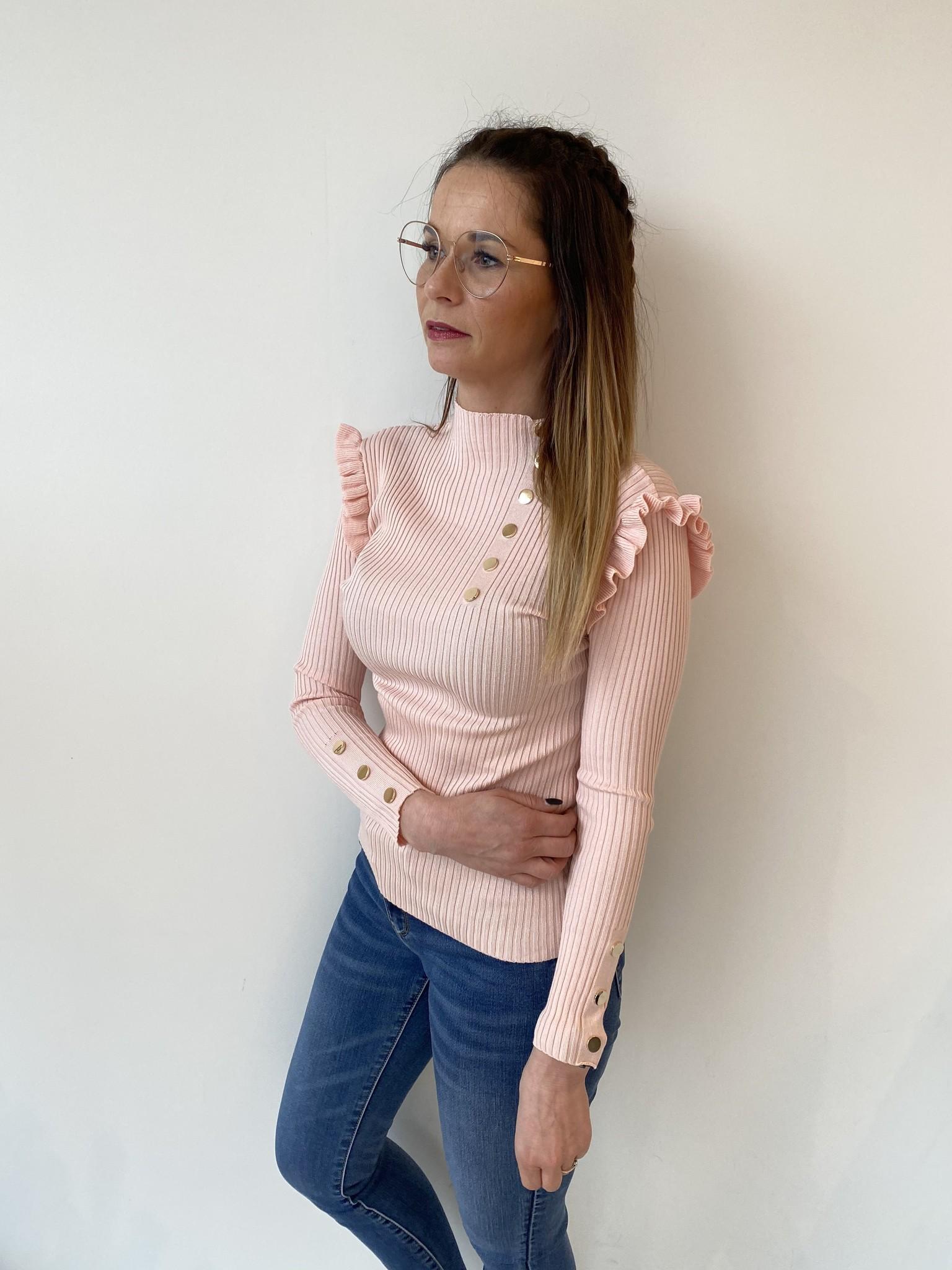 Pull Chiara Pink