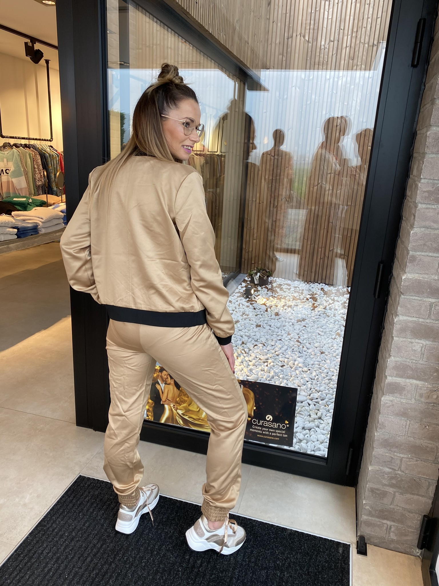 Kafara Pants Gold
