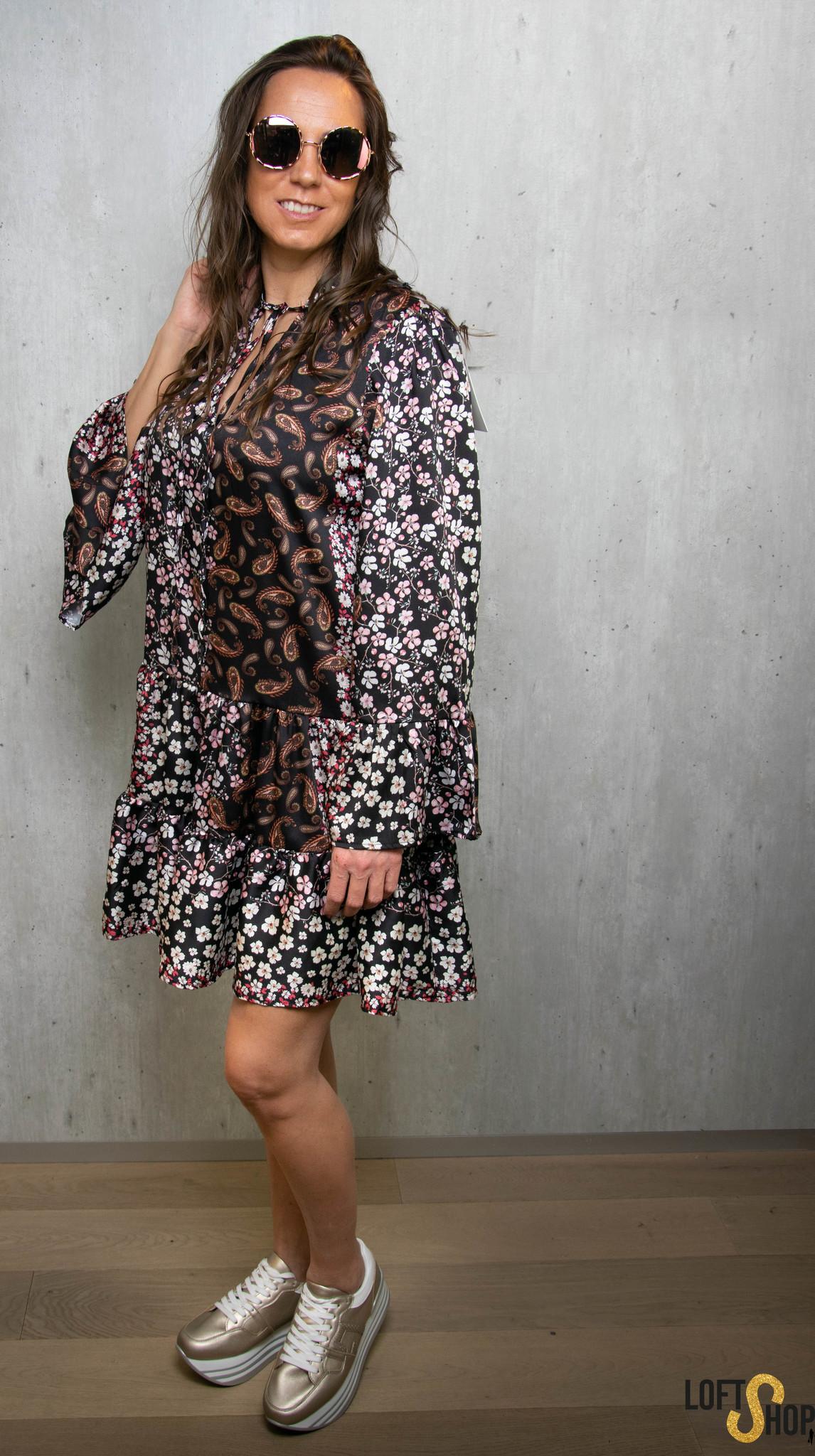 Dress Effie Black TU