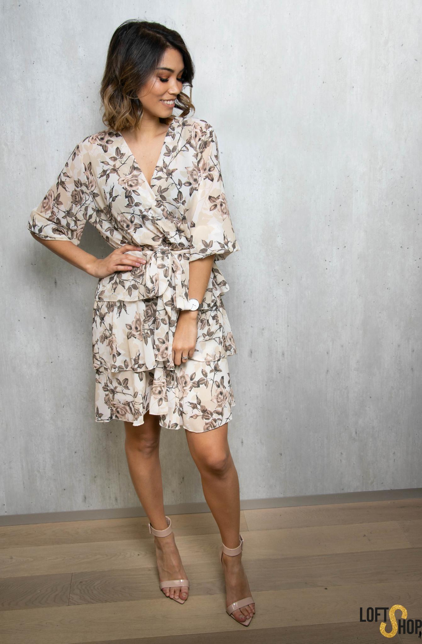 Dress Leia Short TU