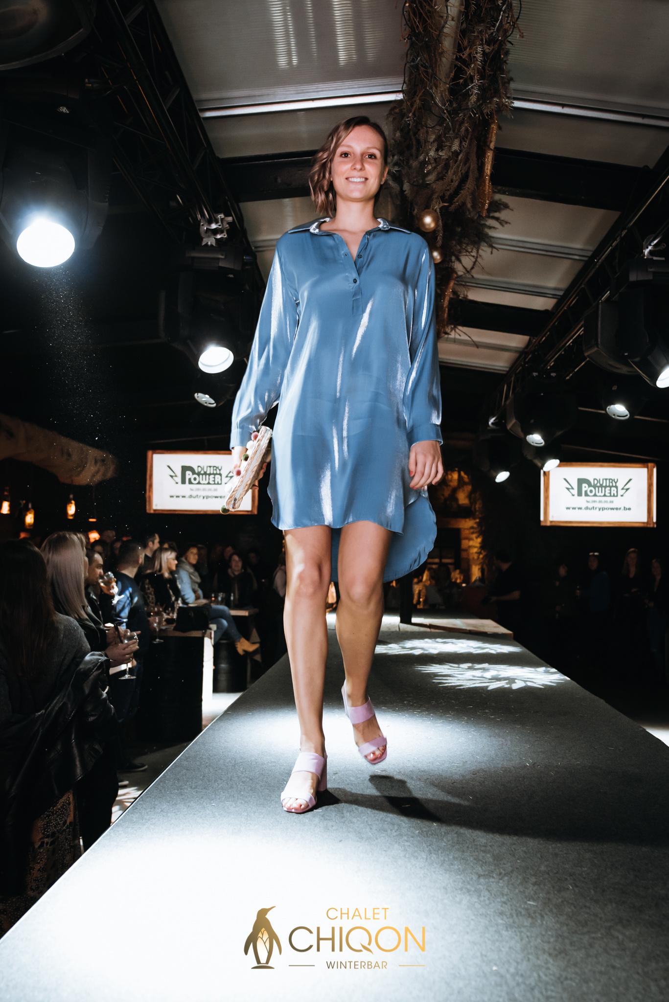 Dress Camilla Blue TU