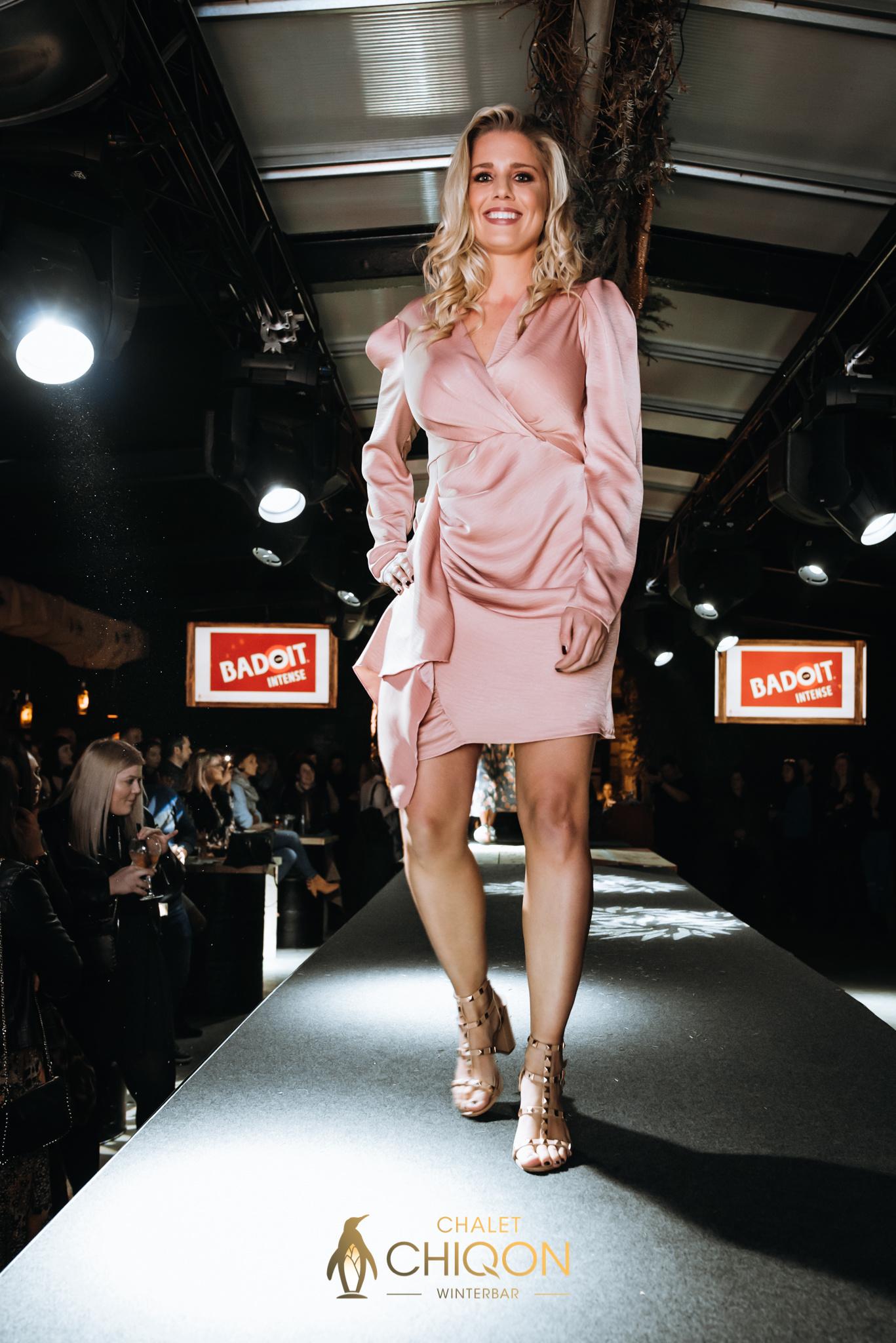Dress Eddie Pink TU