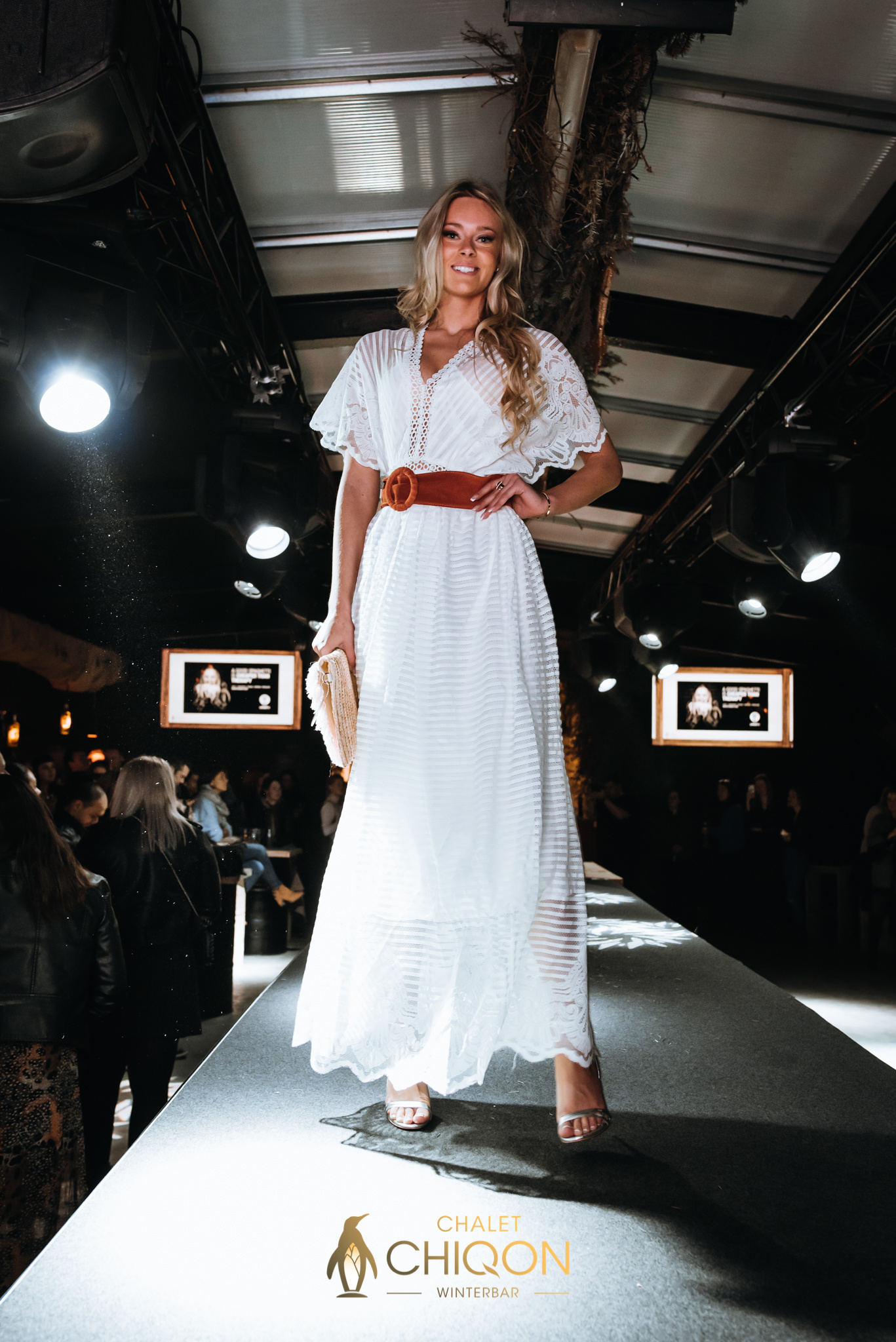 Dress Lily White