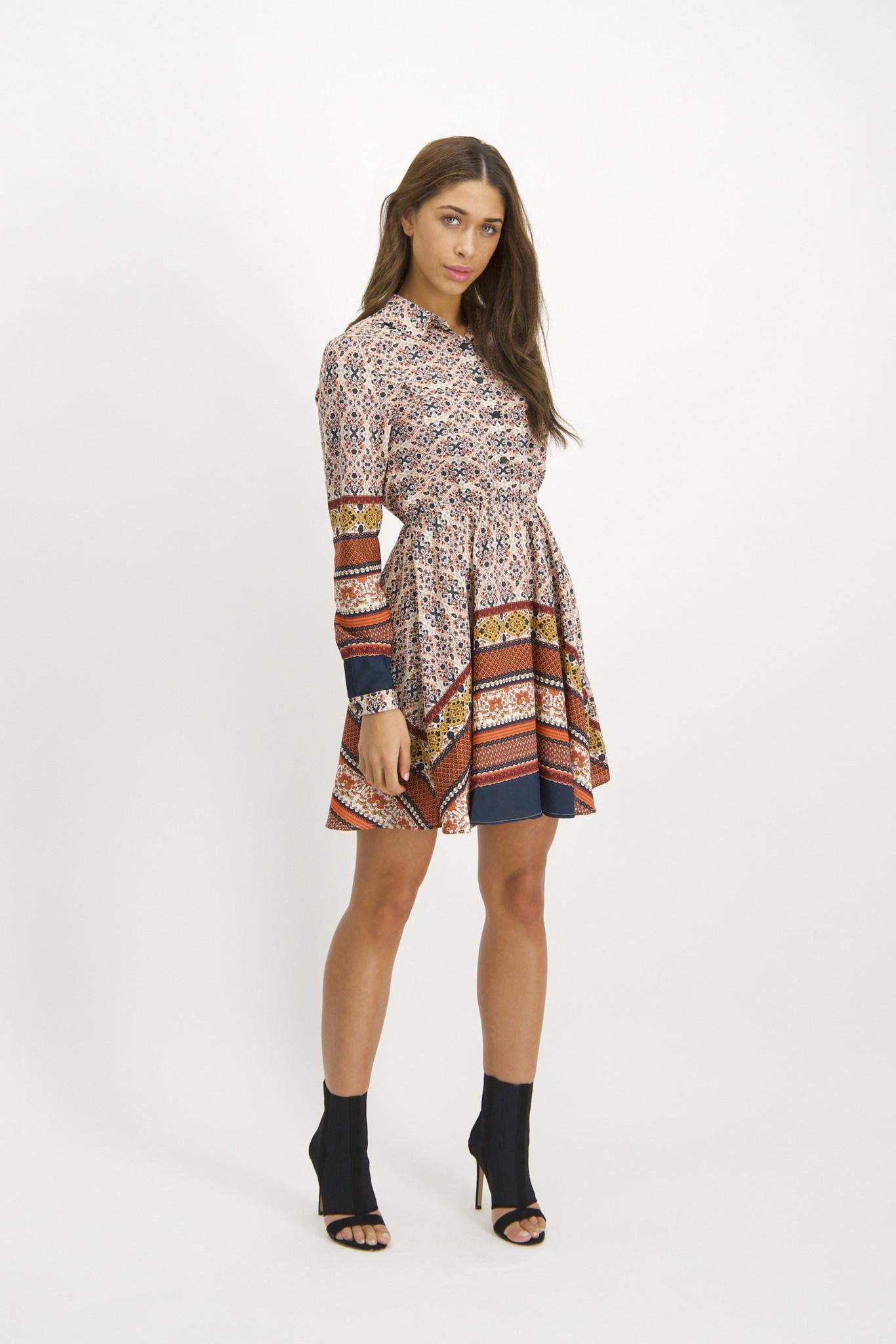 Dress Jamila Peach
