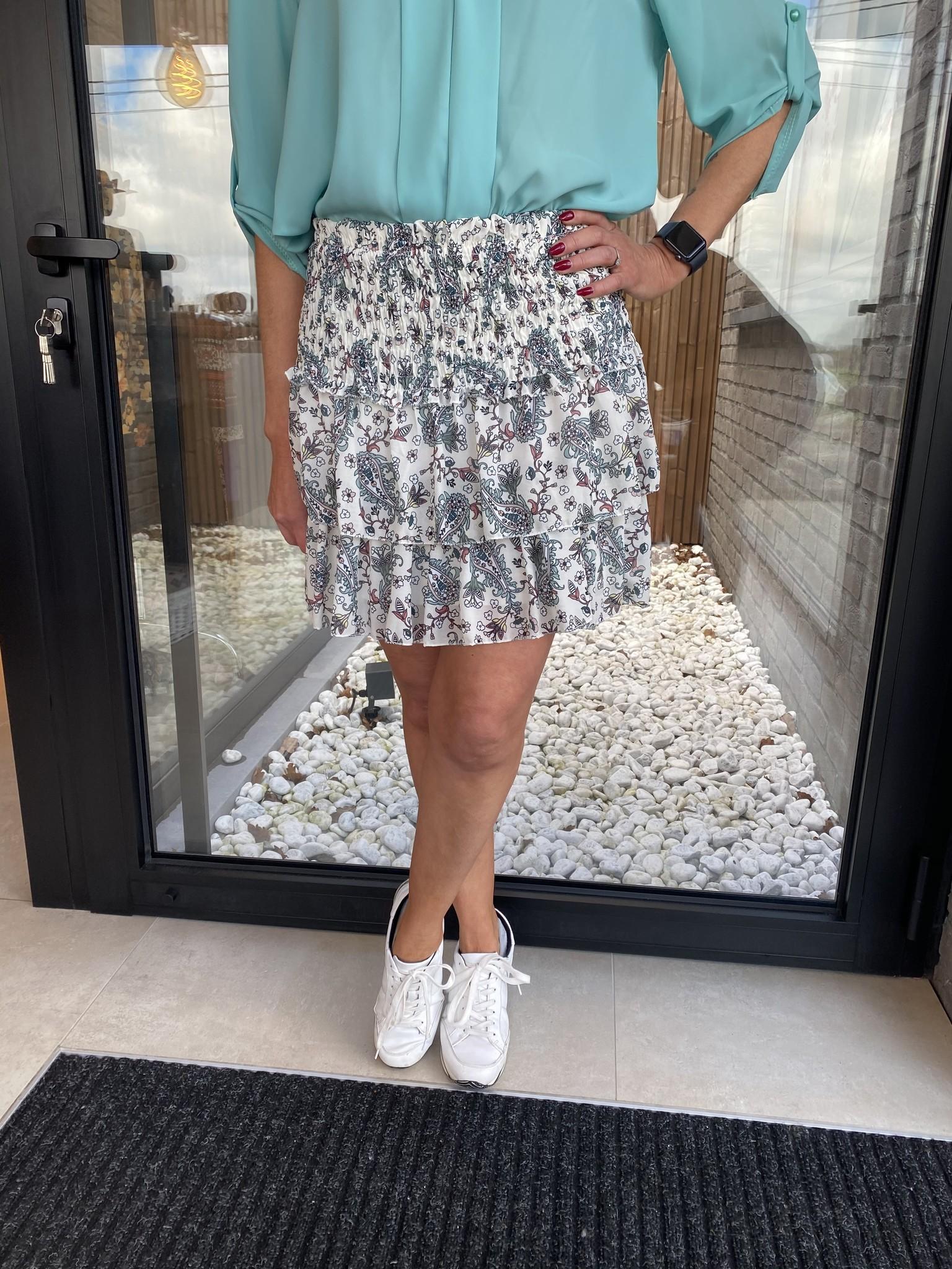 Skirt Gonna White TU