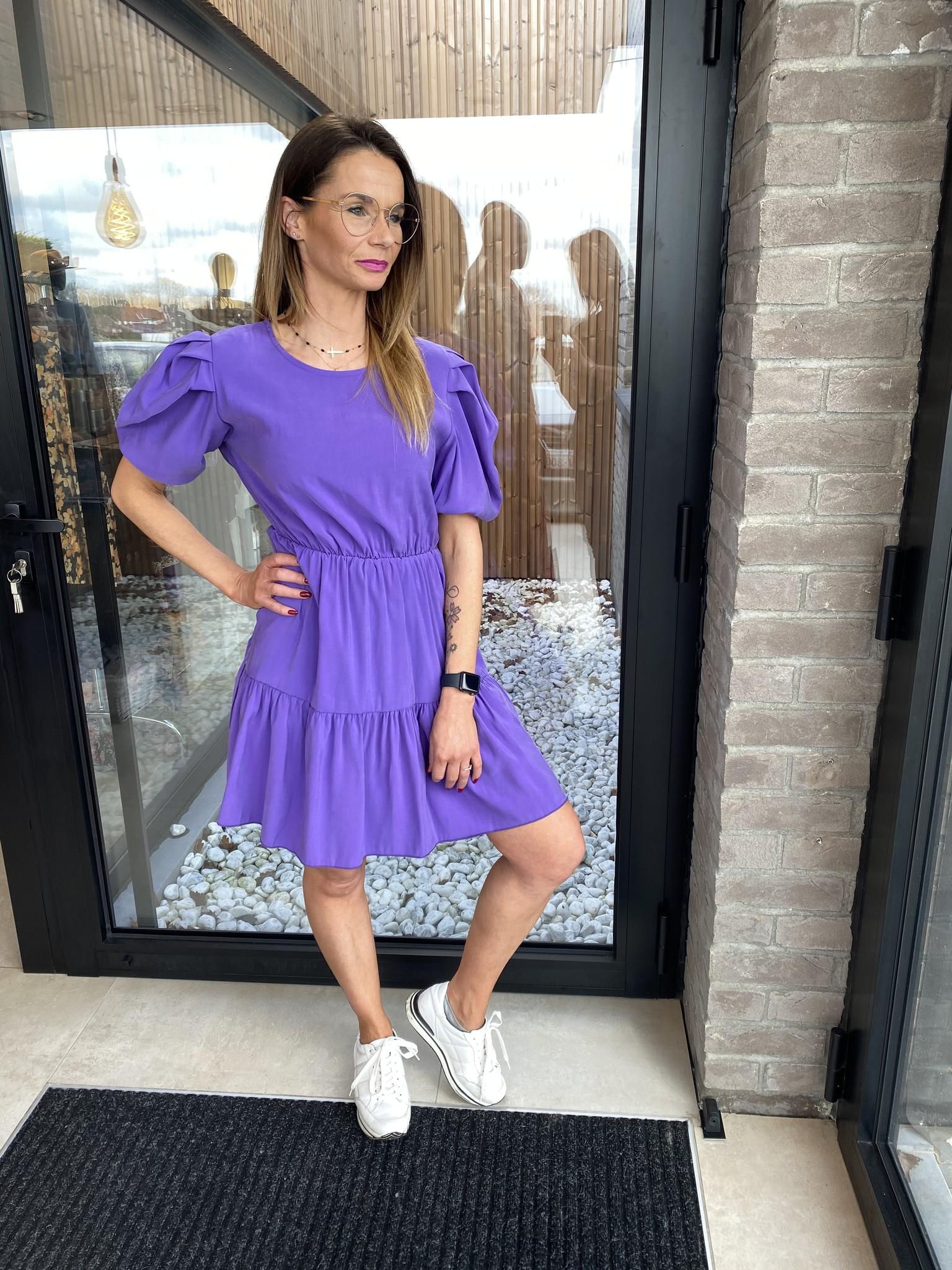 Dress Loulou Purple TU