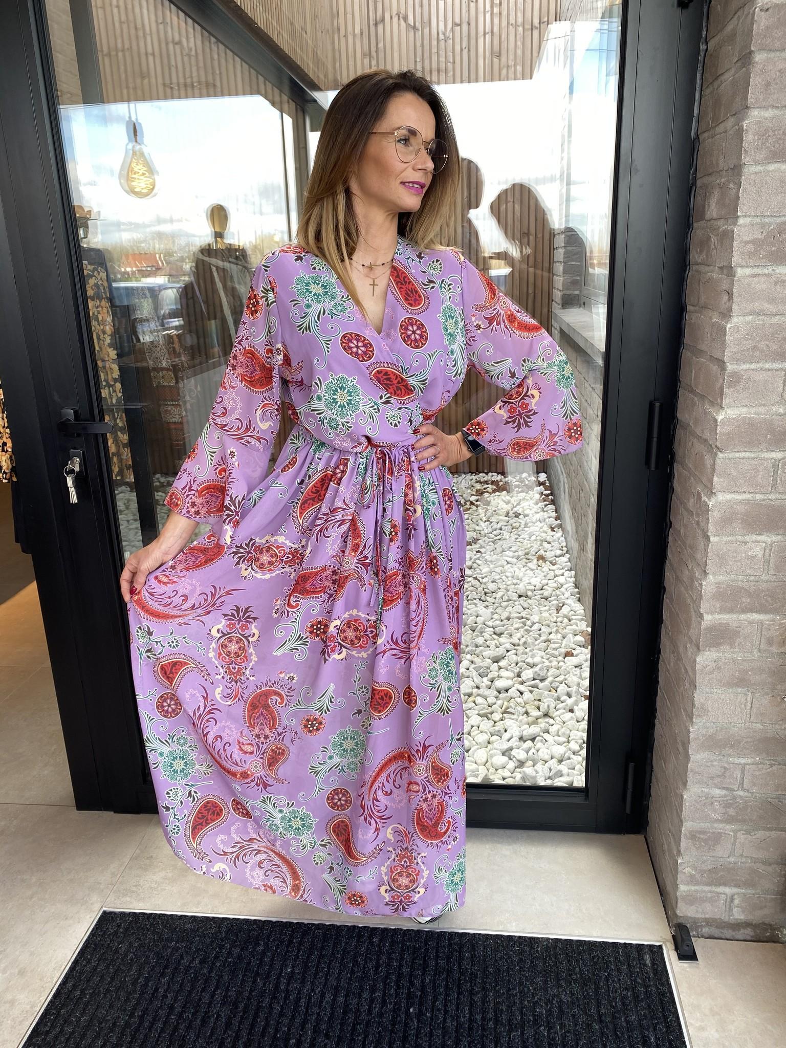 Dress Susan Lila TU
