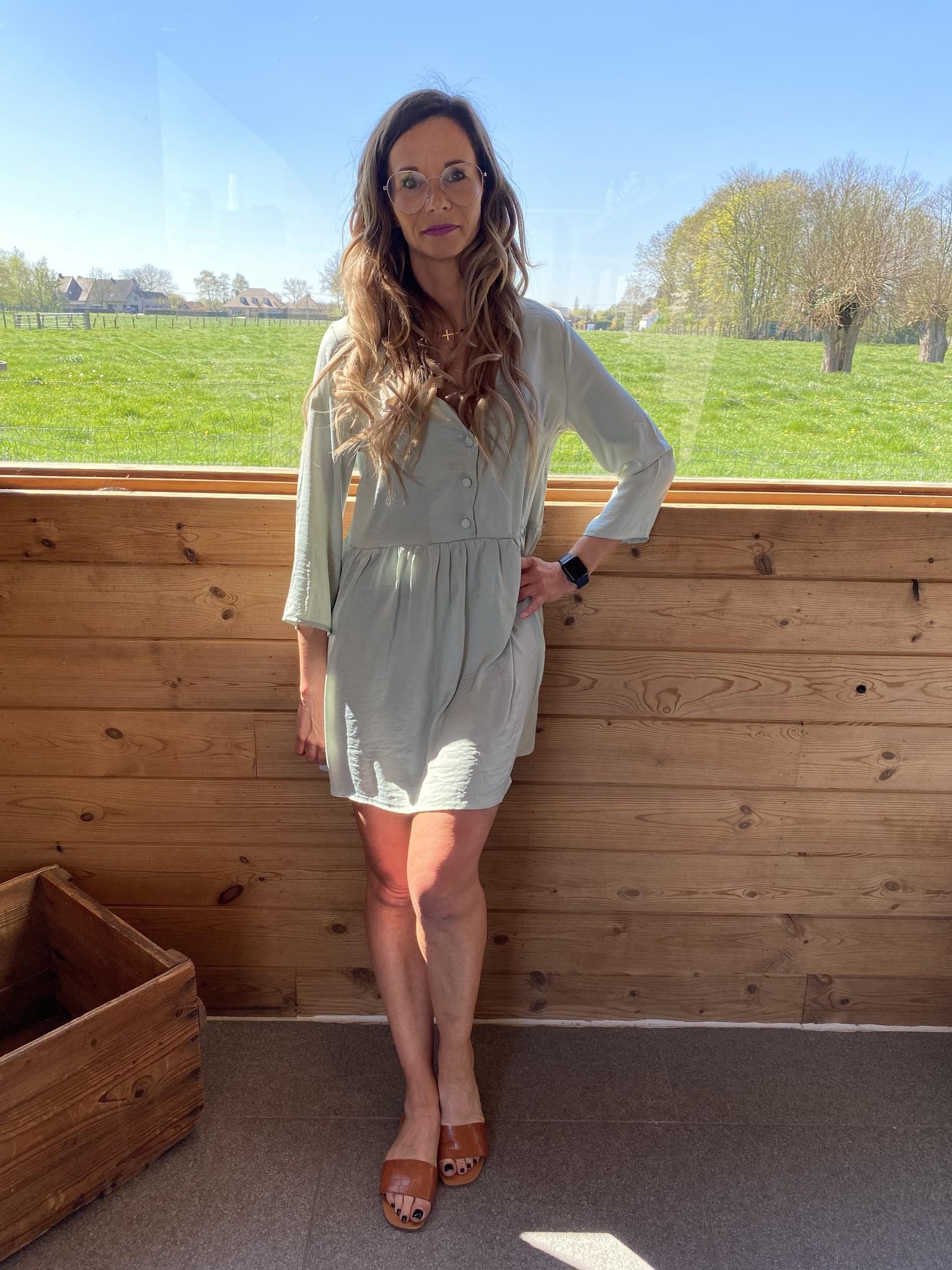 Dress Kourtney Green