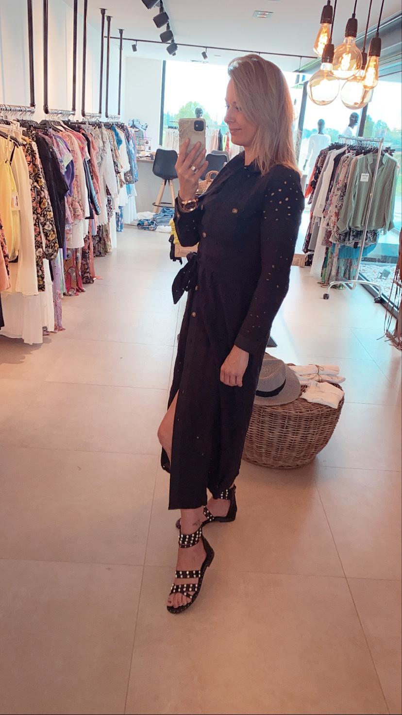 Dress Silke black